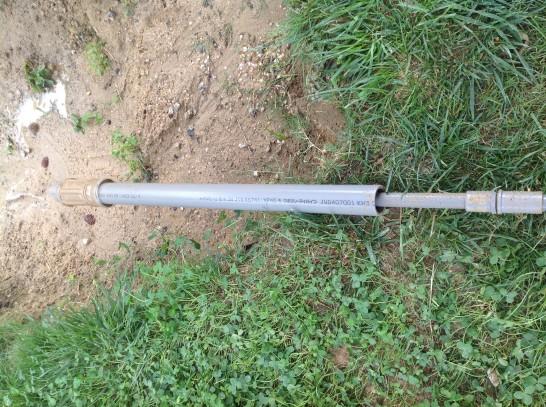改良版風圧式井戸掘り器