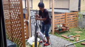 DIYで井戸を掘る方法