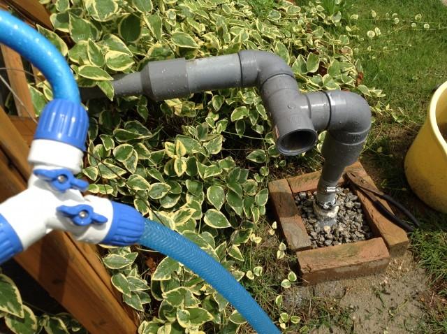【井戸ポンプ】砂こし器を自作する方法